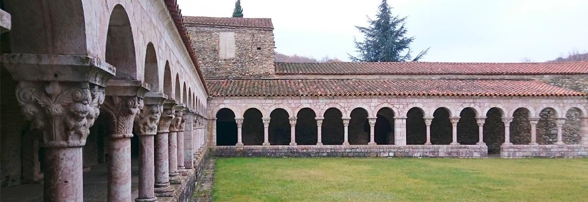 Cloitre de Saint Michel de Cuxa