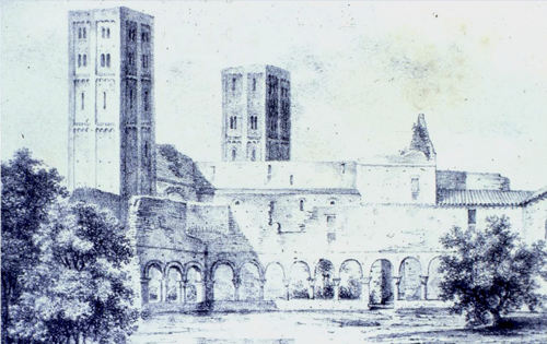 Cuxa en 1824