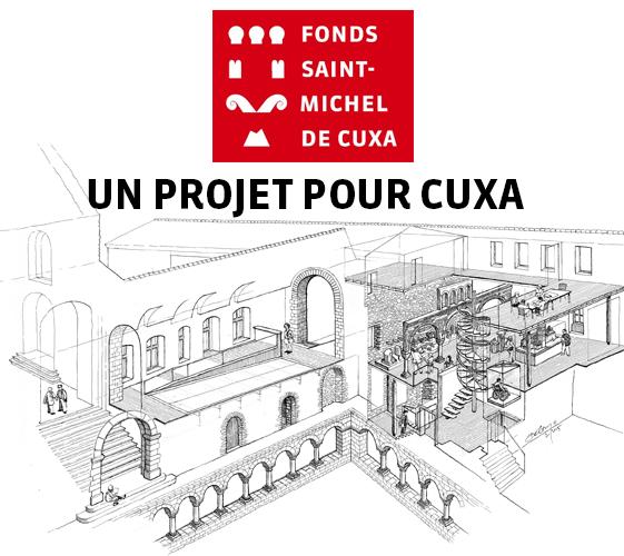 Restauration et aménagement du logis du grand sacristain et de la galerie nord, projet d'Olivier Weets, ACMH