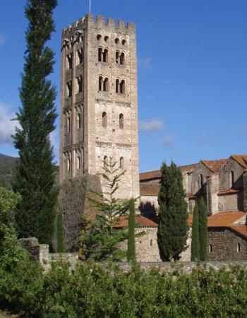 Clocher de Saint Michel de Cuxa